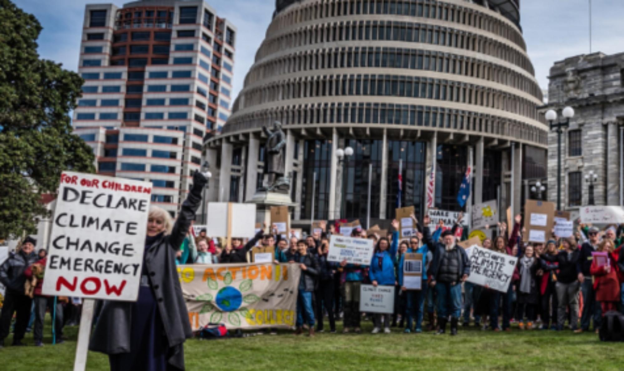 Fridays For Future Aotearoa New Zealand